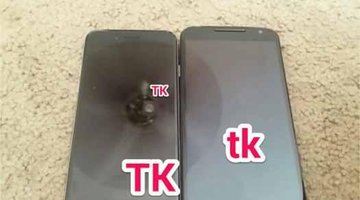Nexus 6 y iPhone 6 Plus comparativa reverso