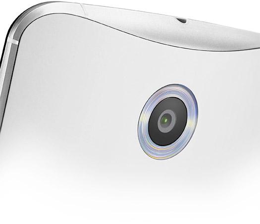 Nexus 6 cámara Flas Dual