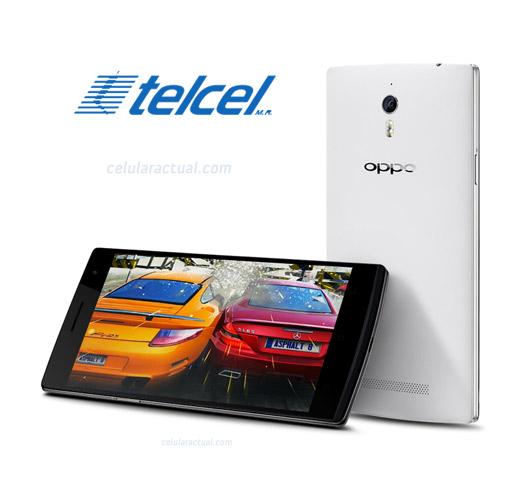 Oppo Find 7 Telcel México