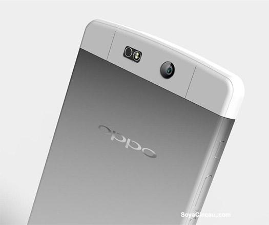 Supuesta imagen el Oppo R5 con Flash LED Dual