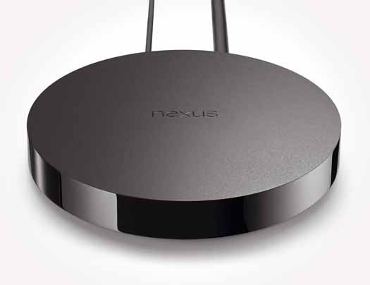 Nexus Player de Asus