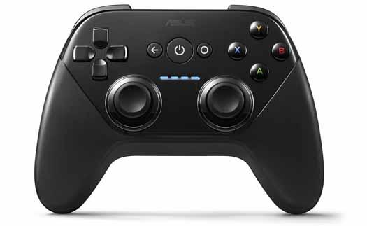 Control de Juegos Nexus Player
