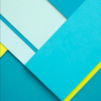 Wallpaper  de Android 5.0 Lollipop  rectángulos mini