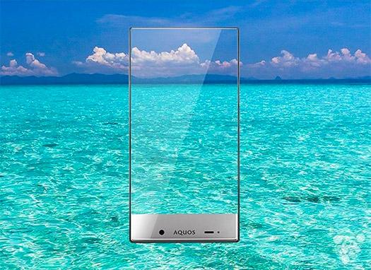 Sharp pantalla display para smartphones a 4K resolución