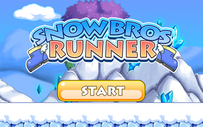 snow–bros–runner