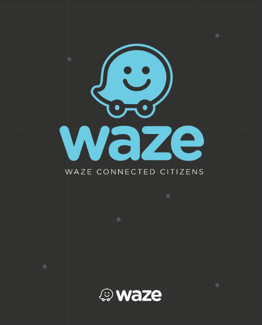 Waze Connected Citizens logoizens