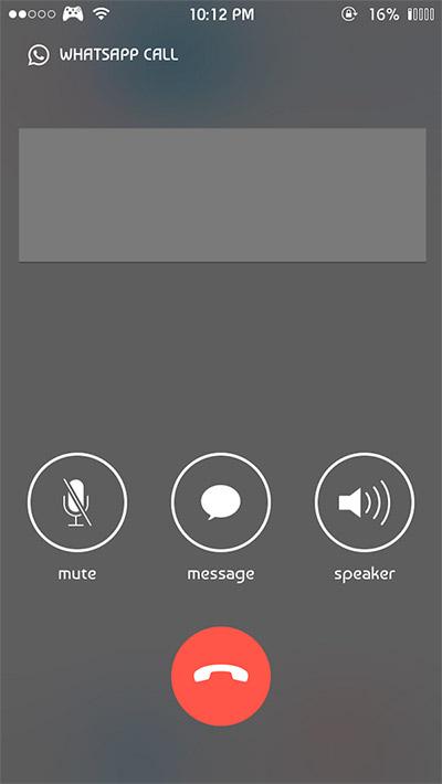 WhatsApp llamadas VoiP desde el iPhone