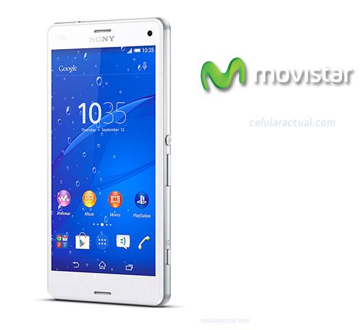 Sony Xperia Z3 compact en Méxic con Movistar