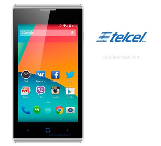ZTE Kis II Max V915W ya en México con Telcel