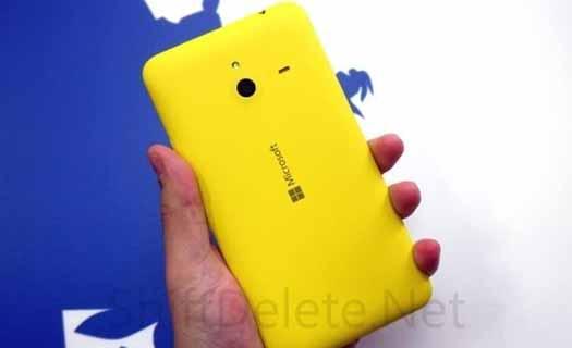 Microsot Lumia 1330 amarillo