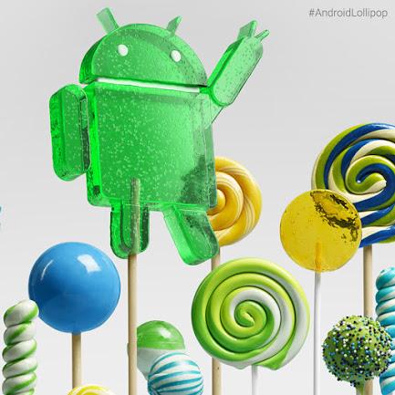 Android 5.1 estaría disponible en febrero de 2015