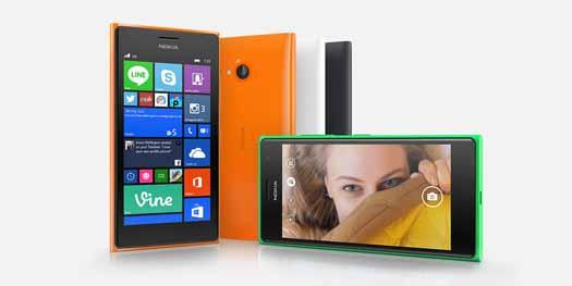Lumia 735 de Microsoft en México