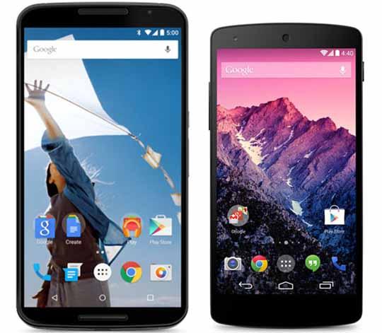 Nexus6-vs-Nexus5