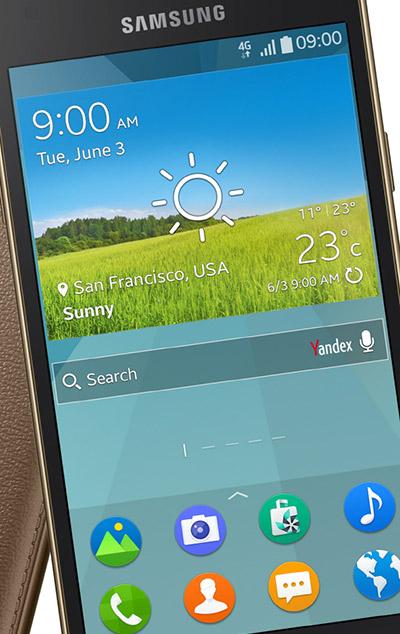 Samsung Z Oro