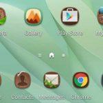 Así es el nuevo TouchWiz de Samsung con la opción para cambiar Temas