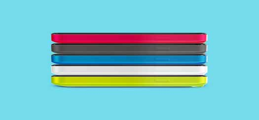 Blu Life Play Mini colores