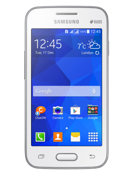 Samsung Galaxy Ace 4 Lite Duos  SM-G313ML color blanco