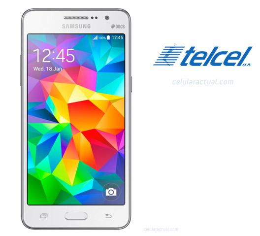 Samsung Galaxy Grand Prime SM-G530H con Telcel México