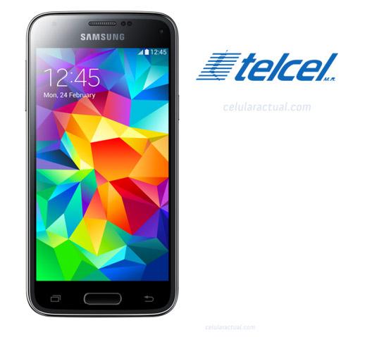 Samsung Galaxy S5 Mini en México con Telcel