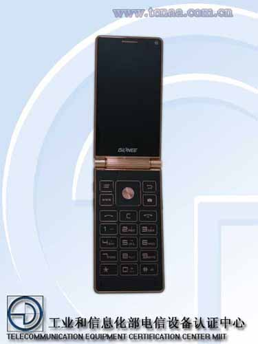 Gionee W900 TENAA
