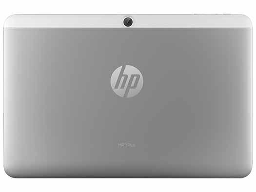HP 10 Plus parte trasera