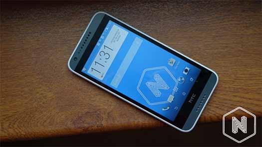 HTC Desire 620 filtración