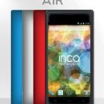 Inco Air un nuevo Quad Core con Android KitKat ya en México