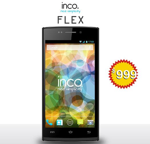 Inco Flex promoción Buen Fin 2014