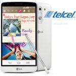 LG G3 Stylus ya en México con Tecel