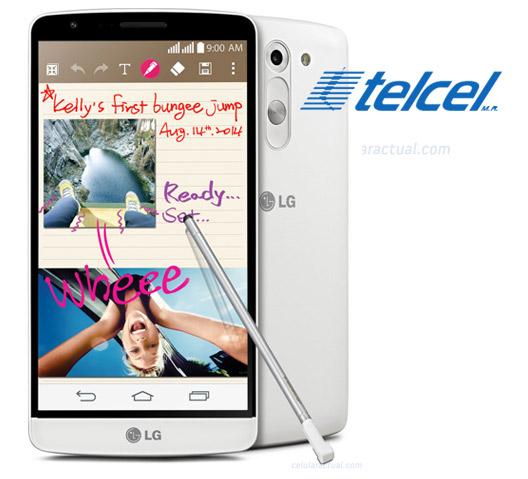 LG G3 Stylus en México con Tecel