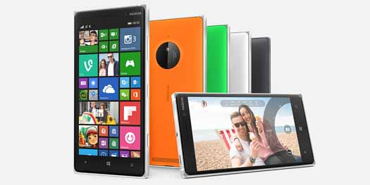 Nokia Lumia 830 en México