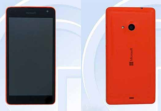 Lumia de Microsoft RM-1090