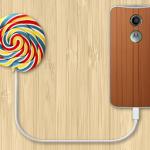 Motorola anuncia Android 5.0 Lollipop para Moto X y Moto G Segunda generación