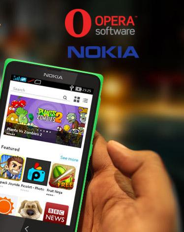 Opera Nokia Mobile Store