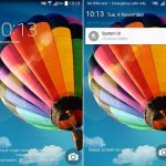 Comparación en video del Galaxy S4 con Android 5.0 Lollipop y con 4.4.2 KitKat