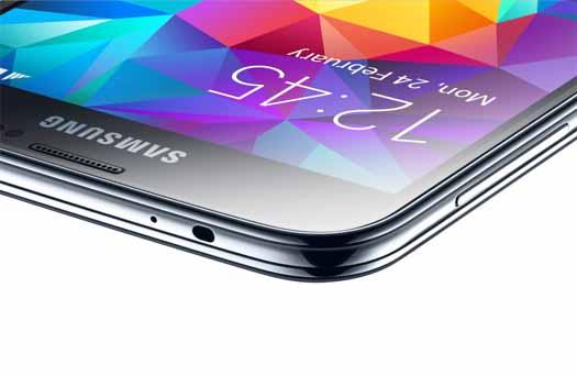 Detalle Galaxy S5
