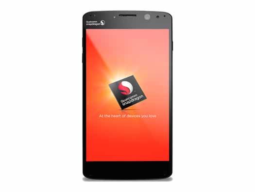 Qualcomm e Intrinsyc presentan Smartphone y Tablet con Snapdragon 810