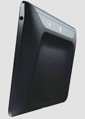 Tablet 3D Project Tango perfil posterior
