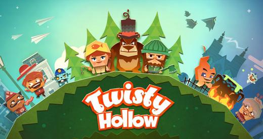 twisty–hollow