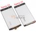 Xperia Z4 filtrado panel frontal comparado con el Z3