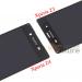 Xperia Z4 filtrado panel frontal comparado con el Z3 de lado
