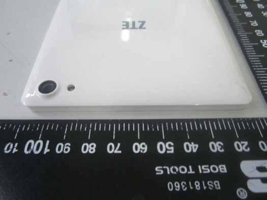 ZTE K70 cámara trasera