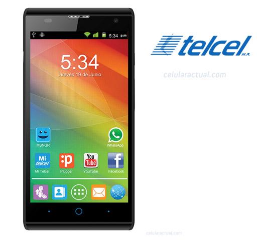 ZTE Blade G Lux para México con Telcel