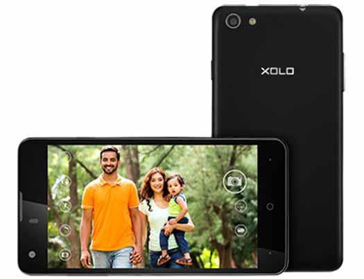 Xolo Q900s Plus oficial negro