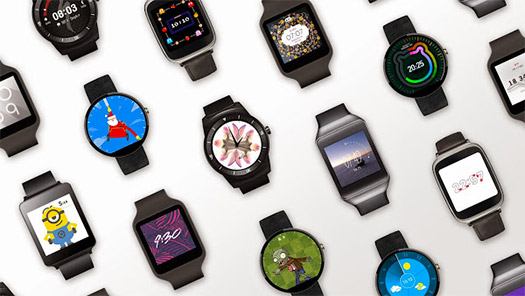 Android Wear 5.0 con Watch Faces
