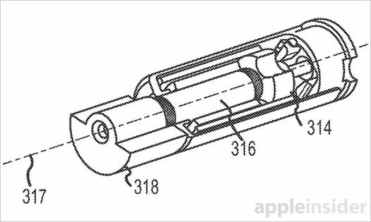 Apple patentes filtradas