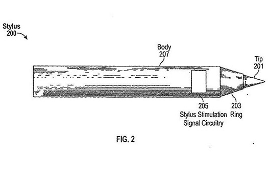 apple-stylus-patente