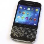 BlackBerry podría lanzar smartphone con Android con teclado slider