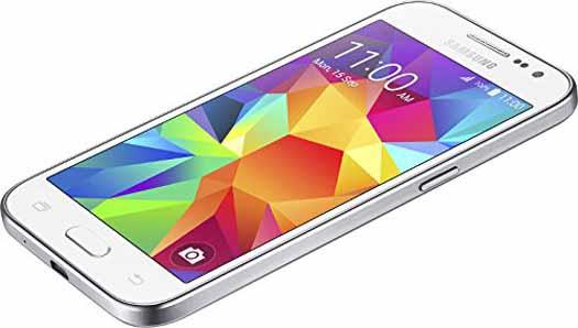 Galaxy Core Prime SM-G360 perfil