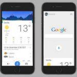 Google se actualiza con opción multitarea en iOS.